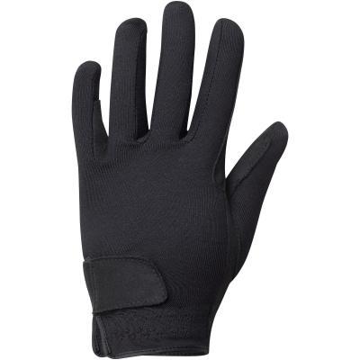 Mănuși Basic Negru Copii imagine