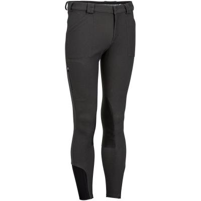 Pantalon echitație WARM 140 imagine