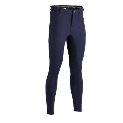 Pantalon echitație WARM 180 imagine