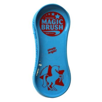 Perie MAGIC BRUSH Albastru imagine