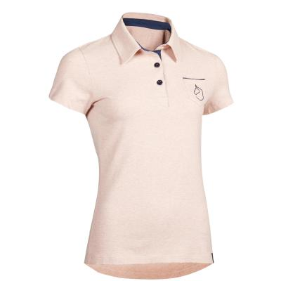 Tricou polo 140 roz imagine